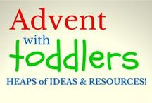 Advent / Resources and ideas for celebrating the four weeks leading up to Christmas.