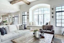 Luxe Living Rooms