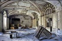 Photography: Forgotten / Abandoned Places, Decay, Architecture, Relic, Apocalypse, Zombie Scene