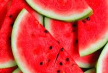 Watermelon / Watermelon Everything . Pattern . Print . Photography . Creative Recipes . Apparel . Summer