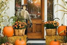 {pumpkin patch} / fall time decor, food, candels & more one of my favorite times of year! / by Tiffany Henson