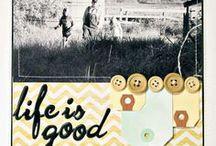 SCRAPBOOK: captured memories