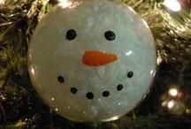 Christmas ideas- so cute!