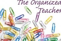 organizational classroom ideas / by Melinda Tuttle