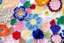 Crochet / crochet patterns, designs, ideas