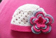 Crochet-Hats/Headbands / by Danielle Finder