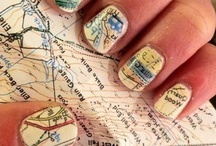Map It! Geo-graphical Inspiration / by Lisa ☼ Almeda