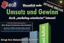 Webdesign + Online-Marketing