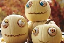 Halloween Inspiration / Halloween, pumpkins, fall