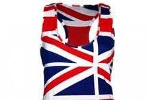 Olympic Fashion: Union Jack