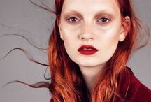 RED / by Dina Pyrlis Gray
