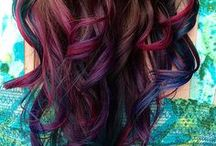 HAIR: colors