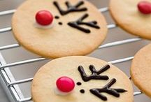 Christmas Cookie Trays / by Brooke Stauffer