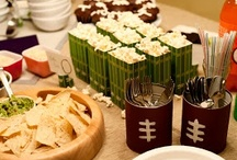 """Super Bowl and Tailgate Party Ideas / """"If winning isn't everything, why do they keep score?"""""""