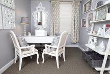 {dream office} / my favorite office decor ideas.  / by Tiffany Henson