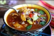 Soups, Stews & Chili / by Brooke Stauffer