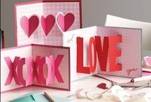 Valentine's Day Inspiration / Valentine's Day, love, romance, crafts