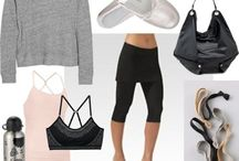 fitness outfits / Leggings, hoodies, tanks and all the cutest stuff to workout in! xo | fitness wear | fitness fashion | workout outfits | workout fashion | cute workout gear |