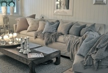 Living Room Inspiration  / Living rooms