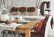 Dining Room Inspiration / Dining rooms
