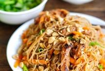 Asian & Thai Recipes