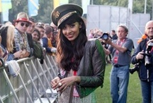 Festival Fashion Style Icons  / Our hottest Festival Style Icons!