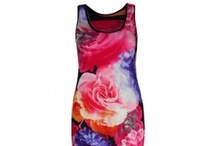 Floral Fun / Keep it cute and girly this season in summer florals! x