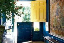 Doors n' Walls / by Dina Pyrlis Gray