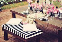 {b&w wedding ideas} / b&w wedding ideas.  / by Tiffany Henson