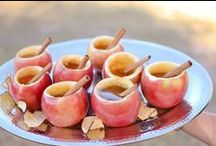 Apple Recipes / an apple a day...