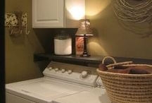 Laundry Room / by Brooke Stauffer