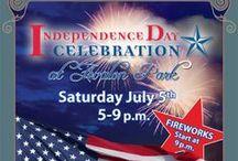 Independence Day Celebration!