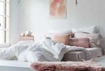 Bedroom ideas / Bedroom decor, bedroom inspiration
