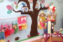 * all about kids rooms * / by Eva Luedin