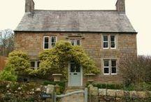 English homes / English country homes