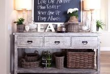 {mom & dad's home} / parents home inspo.  / by Tiffany Henson