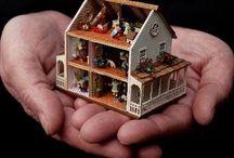 Littles / Miniatures / by Julie Nolta