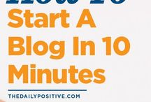 Blog-O / Blogging