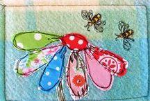 Free Machine Embroidery