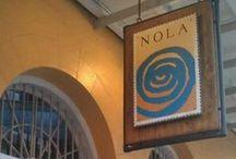 NOLA: Restaurants, Food & Drinks / by Mary Lou Bade-Dolan