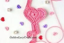 Crochet Appliques / Crochet Appliques