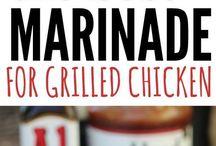 Marinades and Sauces / Marinades