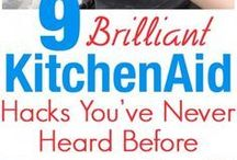Kitchenaid Mixer Recipes & Tips / Kitchenaid Mixer