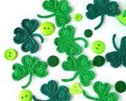St Patrick's Day / Crochet St Patrick's Day