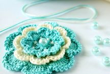 Crochet Flowers / Crochet Flowers - patterns, ideas