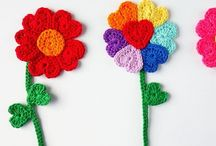Mother's Day / Crochet patterns, ideas, crafts, inspiration for Mother's Day