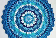 Crochet Mandalas / Crochet Mandalas Patterns, Ideas, Inspiration
