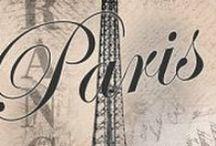 Paris / by T D