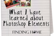 Photoshop Elements Tutorials and Information