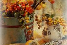 Autumn Splender / by Teresa Penny